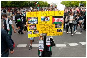 Free Palestine @ Berlin 12.07.2014